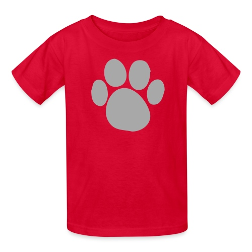 paw - Kids' T-Shirt