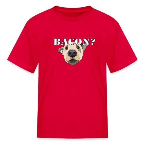 baconlarge - Kids' T-Shirt
