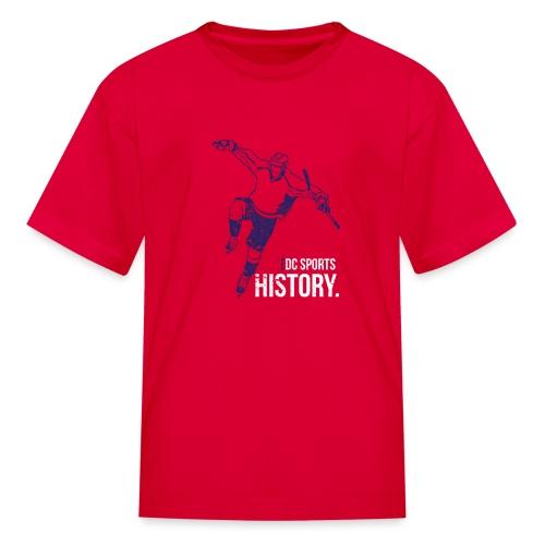 DC Sports History - Kids' T-Shirt