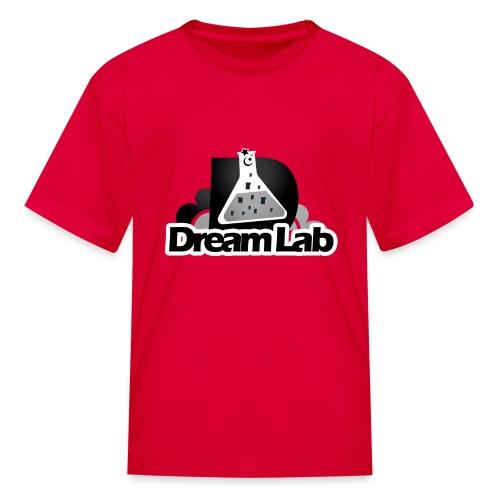 DreamLab Black/Gray - Kids' T-Shirt