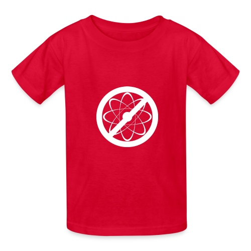 no quantum png - Kids' T-Shirt