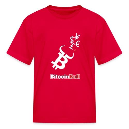 BitcoinBull - Kids' T-Shirt