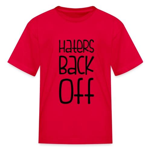 Miranda Sings Haters Back Off - Kids' T-Shirt