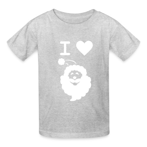 I LOVE SANTA - Kids' T-Shirt