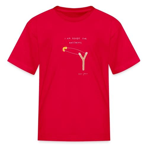 slingshot - Kids' T-Shirt