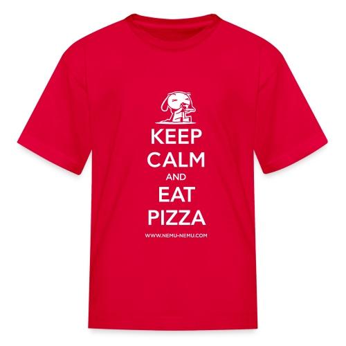 Eat Pizza - Kids' T-Shirt