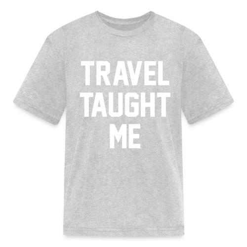 taught - Kids' T-Shirt