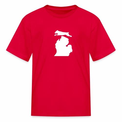 Rottweiler Bark Michigan Children's shirt - Kids' T-Shirt