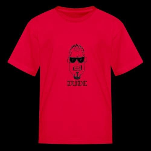 Dude Head 1 - Kids' T-Shirt