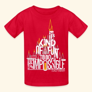 The Impossible - Kids' T-Shirt
