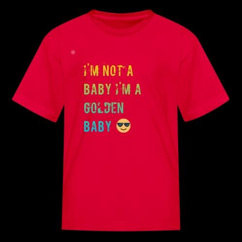 Baby dog or kids - Kids' T-Shirt