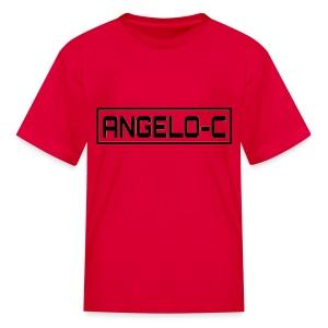 red angelo clifford shirt - Kids' T-Shirt