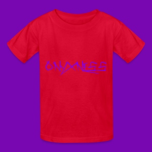 OnyxNess (Purple) - Kids' T-Shirt