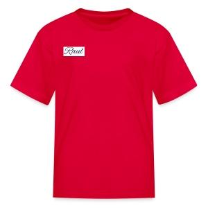 because we just hit 100 sub - Kids' T-Shirt