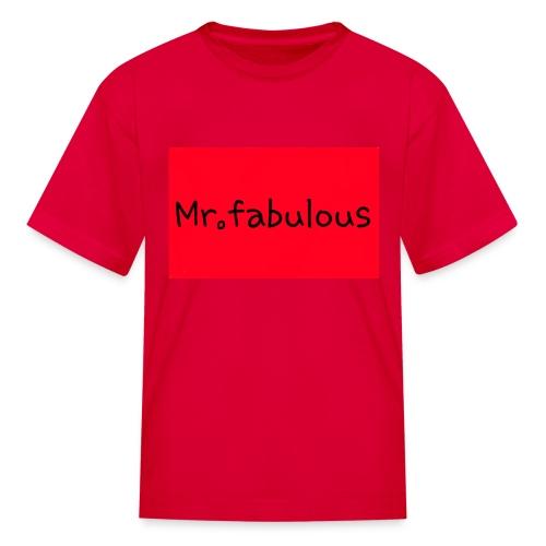 Fabulous - Kids' T-Shirt