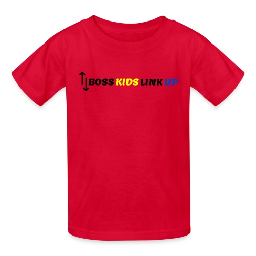 Boss Kids Link 2 - Kids' T-Shirt