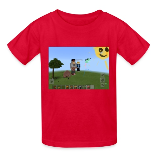 BDFF60F7 EFB4 43B2 97CA 532493271DDB - Kids' T-Shirt