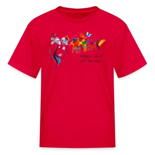 god is good - Kids' T-Shirt