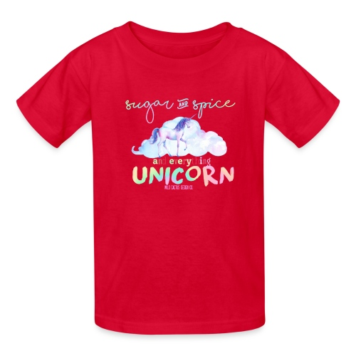 KIDS Everything Unicorn Shirt - Kids' T-Shirt
