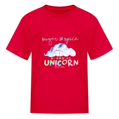 KIDS Everything Unicorn Shirt - Kids' T-Shirt
