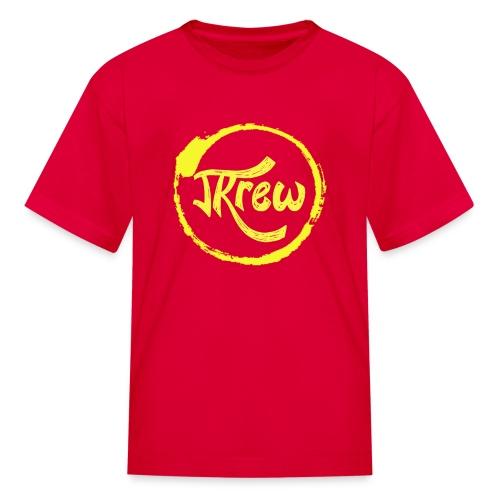 The Official JKrew Logo - Kids' T-Shirt