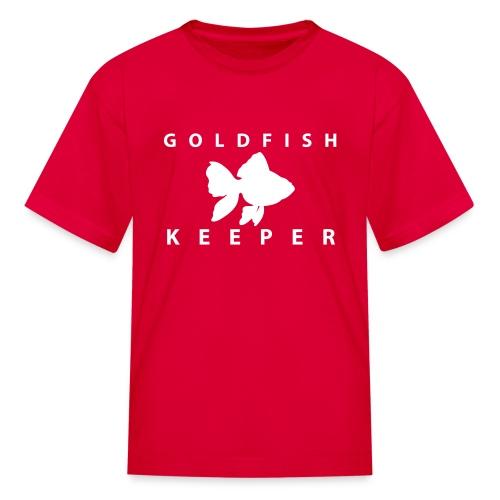 Goldfish Keeper (telescope) - Kids' T-Shirt