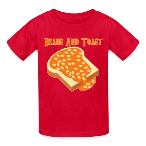 Beans And Toast - Kids' T-Shirt