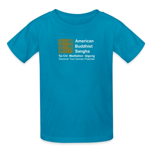 American Buddhist Sangha / Zen Do USA - Kids' T-Shirt
