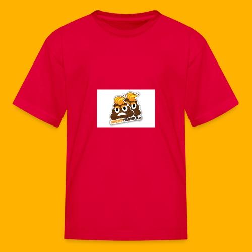 dumpTrump - Kids' T-Shirt