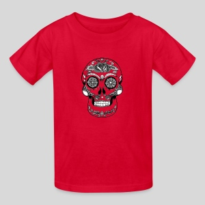 Catrina Black & White - Kids' T-Shirt