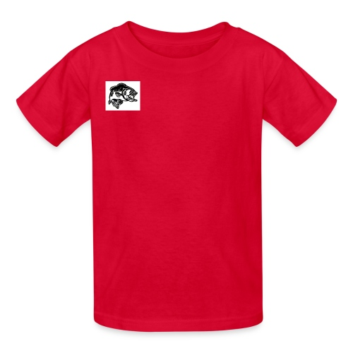 Cole Thompson Outdoors Logo - Kids' T-Shirt