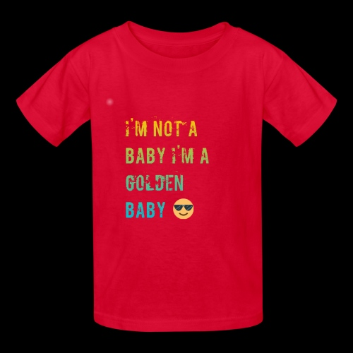 Baby dog or kids - Kids' T-Shirt