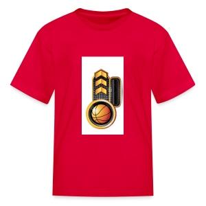 Baller Merch - Kids' T-Shirt