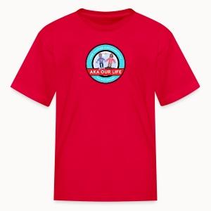 AKA Our Life - Kids' T-Shirt