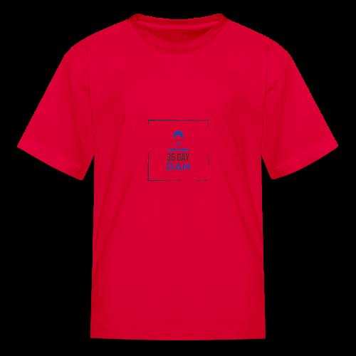 35DD Male - Kids' T-Shirt