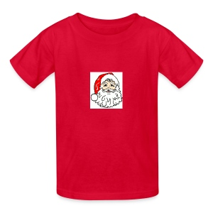 classic Santa - Kids' T-Shirt