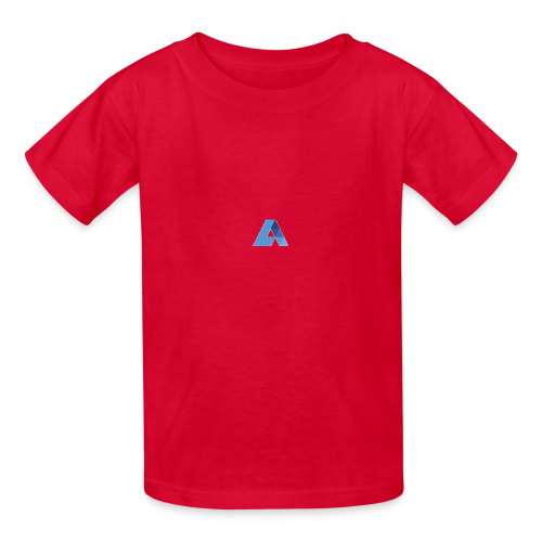 GamerMasterAdrian Logo - Kids' T-Shirt