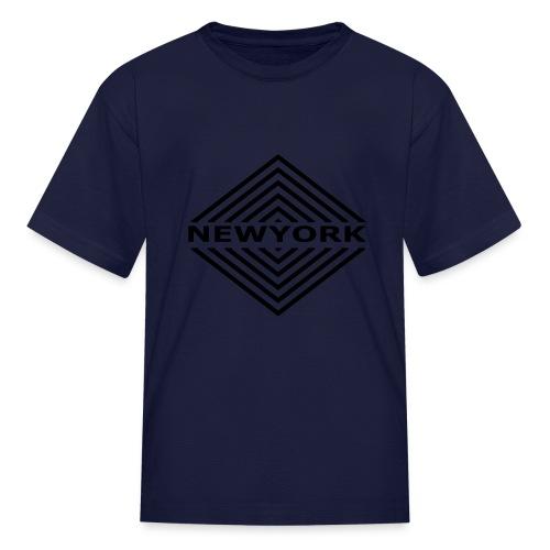 Newyork City by Design - Kids' T-Shirt