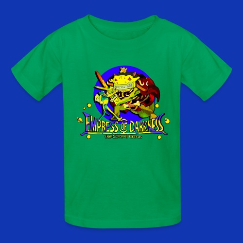 Empress of Darkness - Kids' T-Shirt