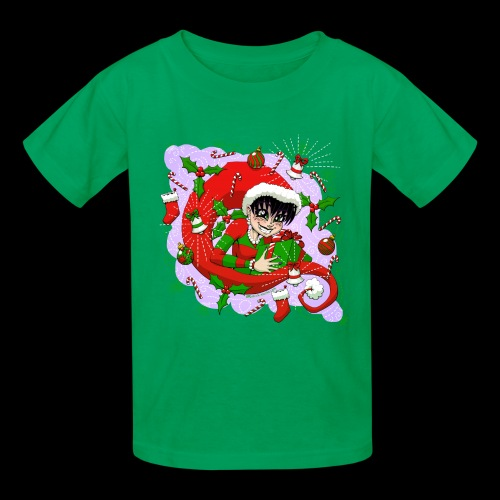 Christmas 2020 VioleNt Streak - Kids' T-Shirt