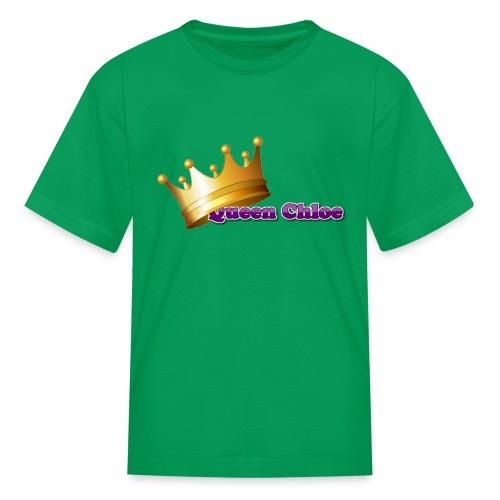 Queen Chloe - Kids' T-Shirt