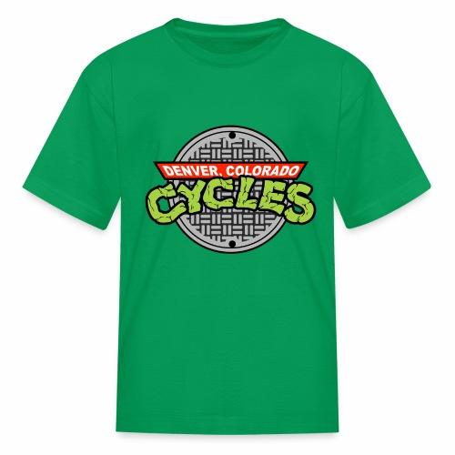 Cycles: Trio Power! - Kids' T-Shirt