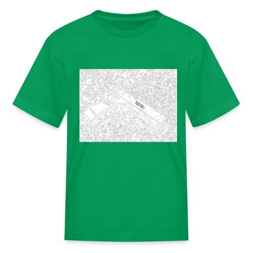 GunLines - Kids' T-Shirt