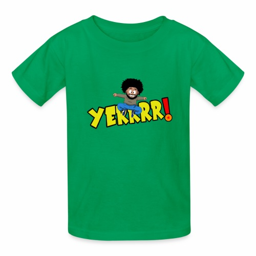 #Yerrrr! - Kids' T-Shirt