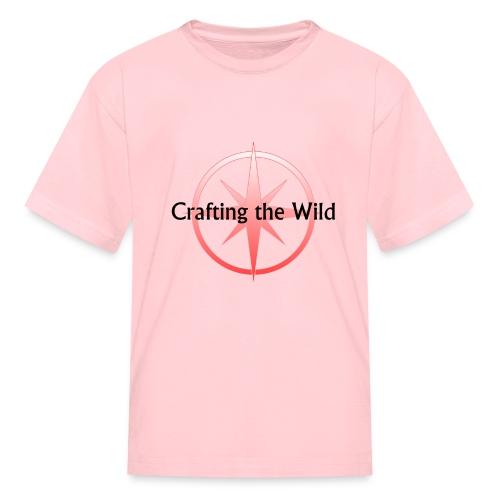 Crafting The Wild - Kids' T-Shirt