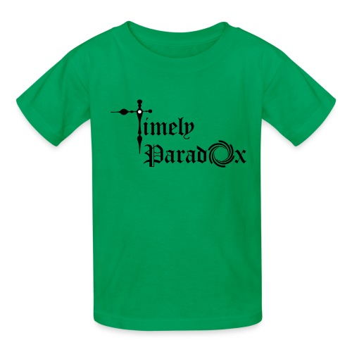 Timely Paradox - Kids' T-Shirt