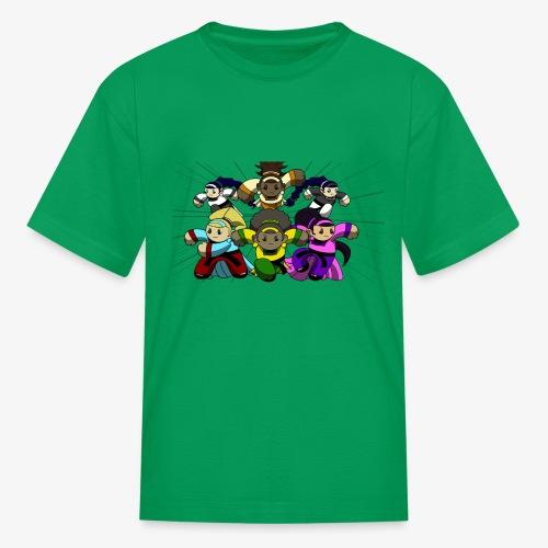The Guardians of the Cloudgate, no logo - Kids' T-Shirt
