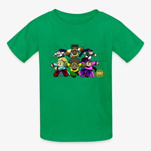 The Guardians of the Cloudgate w/ Logo - Kids' T-Shirt
