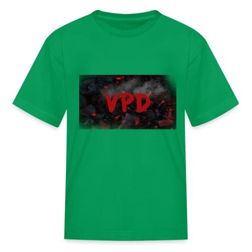 VPD Smoke - Kids' T-Shirt