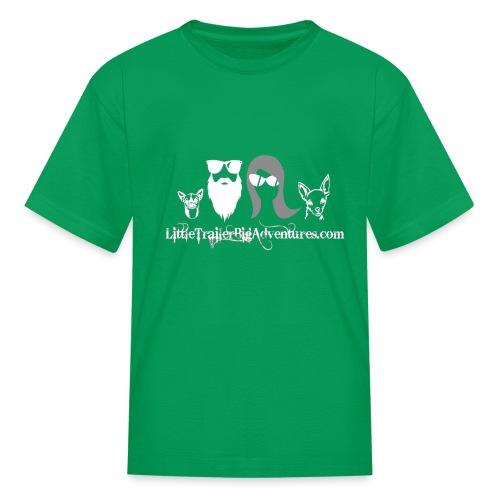 LTBA Head Shots - Kids' T-Shirt